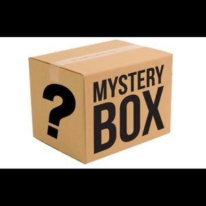 Mystery Box's Clothing!!! Shoes!! And more!